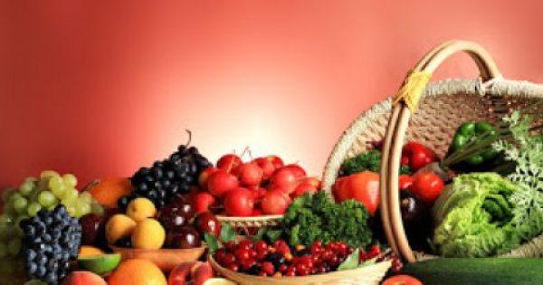 Πώς θα απαλλάξετε τα φρούτα και τα λαχανικά από εντομοκτόνα και μικρόβια (βίντεο)