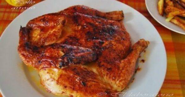 Το άφθαστο ψητό μου κοτόπουλο