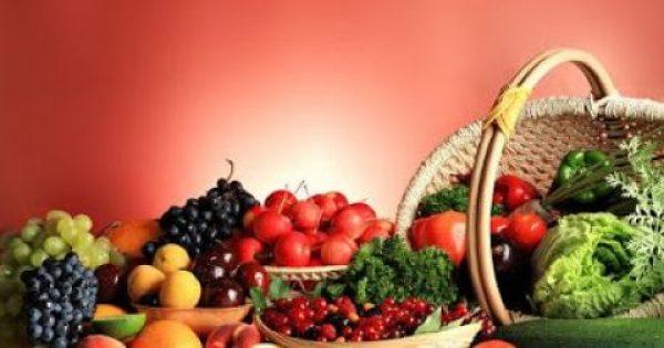 Πως θα απαλλάξετε τα φρούτα και τα λαχανικά από εντομοκτόνα και μικρόβια