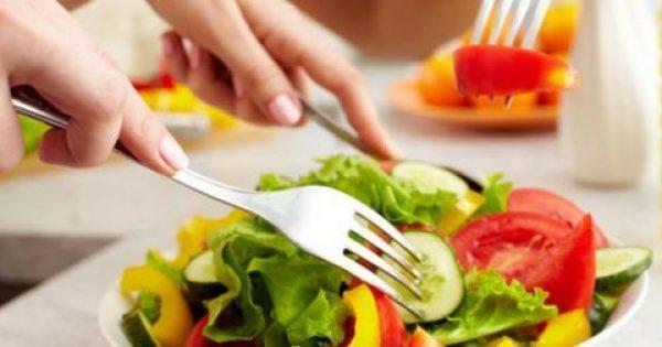 Αυτά είναι τα 10 τρόφιμα με τις λιγότερες θερμίδες