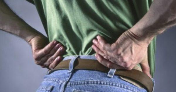 Οι αιτίες που προκαλούν πόνο στη πλάτη
