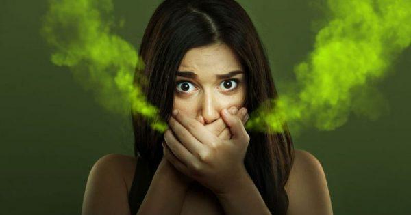 Δυσάρεστη αναπνοή: 5 λύσεις που θα σας σώσουν!!!