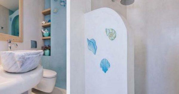 Μπάνιο χωρίς πλακάκια: 7 ιδέες για να σπάσεις όλα τα ταμπού της διακόσμησης [Εικόνες]