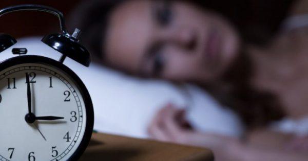 Ύπνος: 8 τρόποι για να νικήσετε την αϋπνία στη μέση της νύχτας!!!