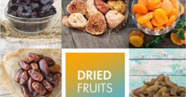 Αποξηραμένα φρούτα: Θερμίδες και διατροφική αξία. Μας παχαίνουν τελικά;