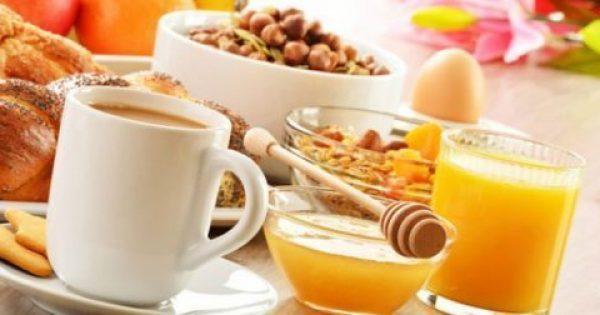 Το καλύτερο πρωινό για ενέργεια και αδυνάτισμα