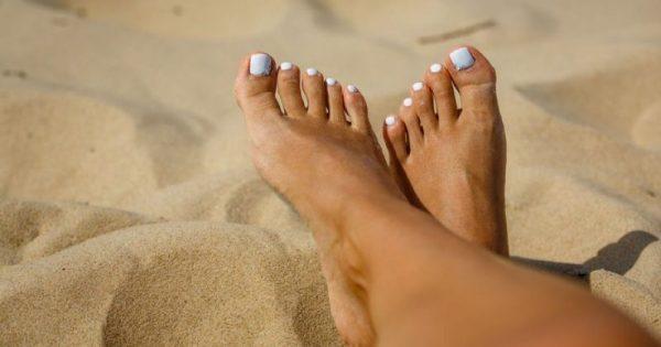 Μύκητες στα νύχια των ποδιών: 5 τρόποι να τους αντιμετωπίσετε στο σπίτι!!!