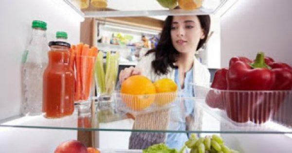 Το τρόφιμο που δεν πρέπει ποτέ να βάζουμε στο ψυγείο δίπλα σε λαχανικά και φρούτα