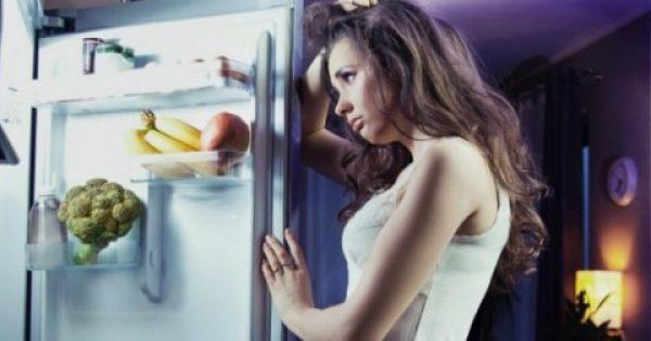 Ποιες τροφές απαγορεύεται να καταναλώσετε το βράδυ