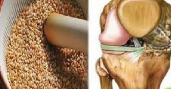 Ποιοι είναι οι σπόροι που αναγεννούν τους τένοντες & εξαφανίζουν τους πόνους στα γόνατα