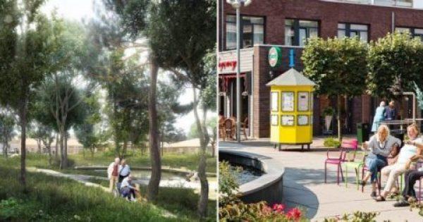 Το πρώτο «χωριό» στην Ευρώπη για ασθενείς με Αλτσχάιμερ. Θα τριγυρνούν ελεύθεροι και δεν θα παίρνουν φάρμακα…