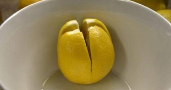 Τι θα συμβεί αν κόψουμε μερικά λεμόνια και τα βάλουμε δίπλα στο κρεβάτι μας