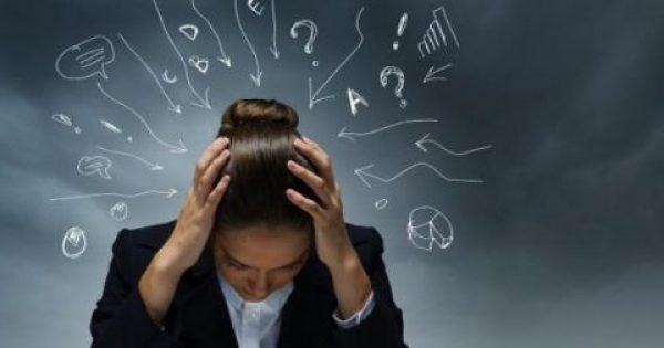 Δείτε πως παγιδεύουν τον εγκέφαλο οι αρνητικές σκέψεις!