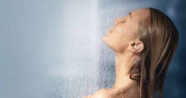Εσύ το ήξερες; – Αυτός είναι ο απίστευτος λόγος δεν πρέπει να κάνεις μπάνιο καθημερινά!