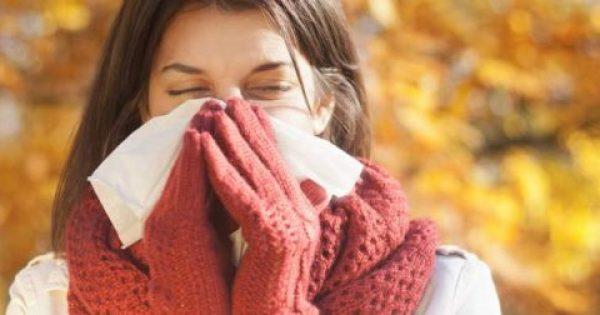 Έξι μικρά μυστικά για να μην αρρωστήσετε το χειμώνα!