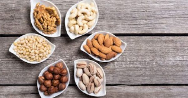 Ξηροί καρποί: Πηγή ασβεστίου, βιταμινών και πολύτιμων αντιοξειδωτικών
