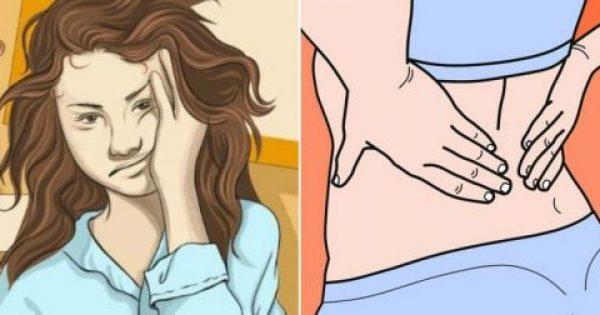 Ξυπνάτε με φριχτούς Πόνους στην Πλάτη; Δείτε πώς θα Ανακουφιστείτε ΑΜΕΣΑ με αυτά τα 7 Βήματα