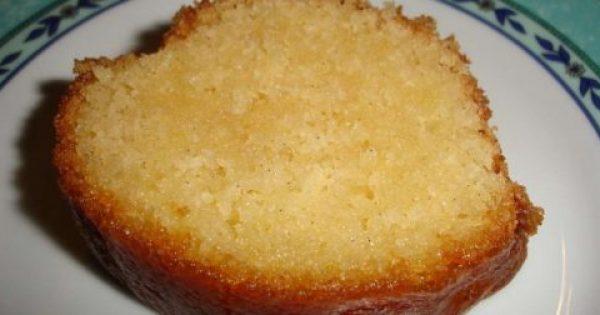 Σιροπιαστό κέικ για να συνοδεύσετε το καφεδάκι σας!!