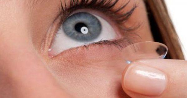 Eπικίνδυνη μόλυνση των ματιών που απειλεί όσους φορούν φακούς-Αυξημένα τα κρούσματα στην Αγγλία