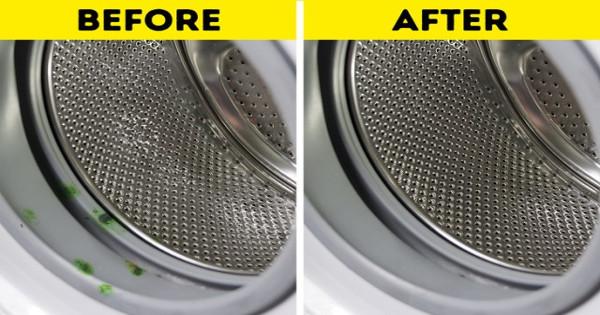 Πανέξυπνο: Κάντε το πλυντήριο σας να λάμπει και να μυρίζει υπέροχα με αυτόν τον τρόπο