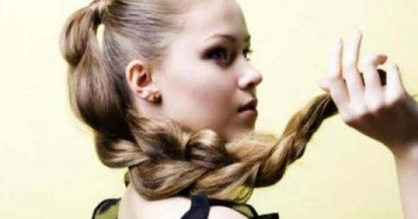 Να γιατί δεν πρέπει να έχεις τα μαλλιά σου πιασμένα για πολλή ώρα