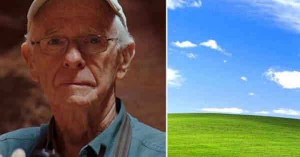 Αεροπορική εταιρία προσέλαβε τον άντρα που έβγαλε την διάσημη εικόνα των Windows