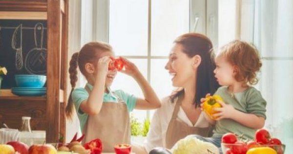 Πώς θα κάνετε τα φρούτα και λαχανικά πιο φιλικά