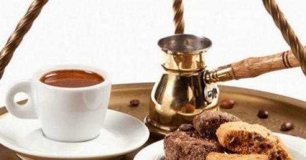 Τα 7 οφέλη του ελληνικού καφέ…