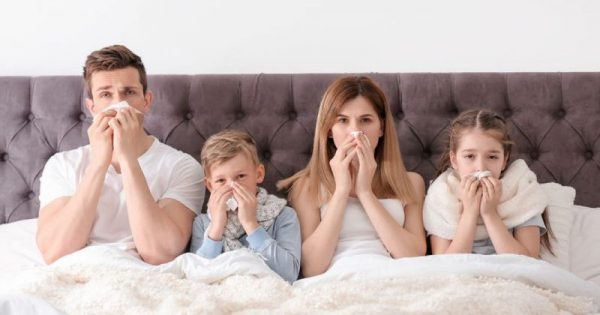 Βρογχοπνευμονία: Με ποια συμπτώματα εκδηλώνεται σε παιδιά και ενήλικες!!!