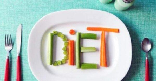 Δίαιτα – Αδυνάτισμα: Με τι να συνοδεύσετε το γεύμα σας για να κάψετε λίπος
