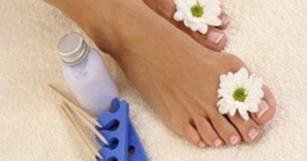 Τέλος στους μύκητες των ποδιών με αυτό το φυσικό συστατικό!