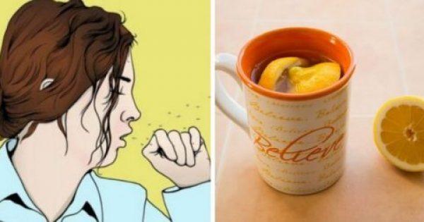 8 Φυσικές Θεραπείες για να ανακουφιστείτε Άμεσα από τα Συμπτώματα της Γρίπης. Η 6η κάνει Θαύματα!