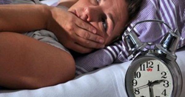 Έχεις αϋπνίες; Κάνε αυτή την άσκηση πριν πέσεις στο κρεβάτι!