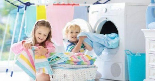 Απίστευτο κόλπο: Πώς να βγάλετε σιδερωμένα τα ρούχα από το στεγνωτήριο