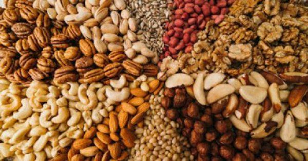 Έξι κορυφαίοι ξηροί καρποί για την υγεία