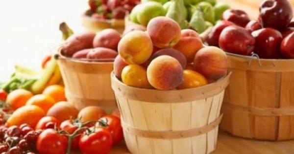 Ποιά είναι η σωστή ποσότητα φρούτων που πρέπει να καταναλώνετε καθημερινά;