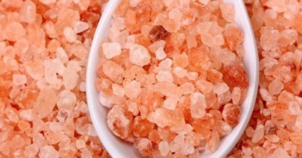 Δείτε τι συμβαίνει στο σώμα σας όταν τρώτε ροζ αλάτι Ιμαλαΐων!!