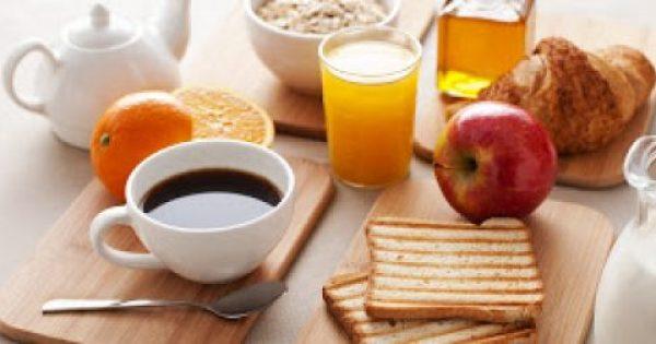 Η σημασία του πρωινού γεύματος για την πνευματική και σωματική απόδοση