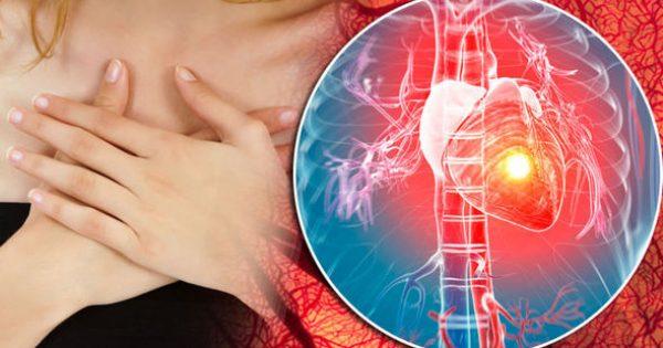 Καρδιακή Προσβολή: 6 συμπτώματα που εμφανίζονται 30 ημέρες πριν