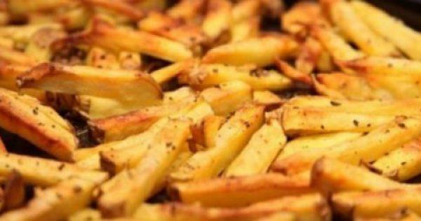 Πώς να τηγανίζετε τις πατάτες για να μην είναι «καρκινογόνες»