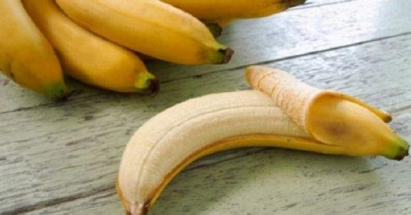 Κι όμως! Οι μπανανόφλουδες τρώγονται – Ποια τα οφέλη τους για την υγεία