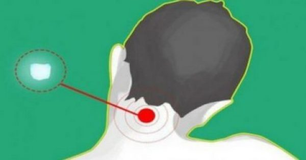 Φοβερό! Δείτε τι θα συμβεί αν βάλετε ένα παγάκι σε αυτό το σημείο στο λαιμό σας!
