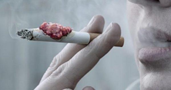 Θέλετε να κόψετε το κάπνισμα; Δοκιμάστε αυτό το απλό & αποτελεσματικό τρικ..