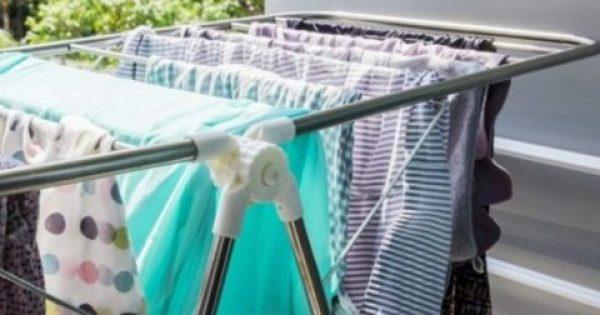9 κόλπα για να στεγνώvετε τα ρούχα σας γρήγορα τον χειμώνα