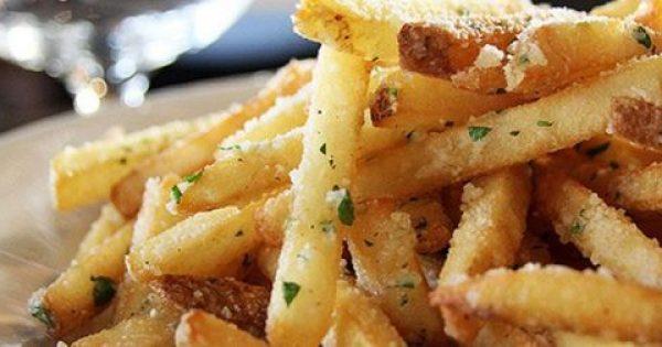 Δείτε ποια – Οι τηγανητές πατάτες έχουν… και οφέλη!