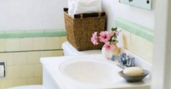 Πώς να Κρατάτε το Μπάνιο σας Καθαρό Μόνο με 5 Λεπτά την Ημέρα