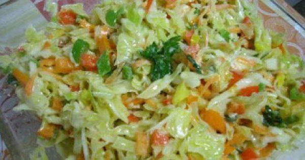Η πολίτικη σαλάτα αδυνατίζει έχει αντικαρκινικές ιδιότητες βοηθάει την καρδιά και κατεβάζει το σάκχαρο.