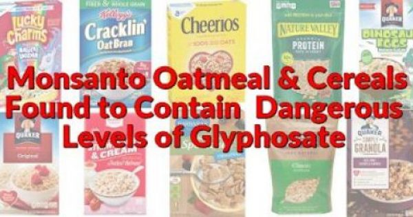 Καρκινογόνες ουσίες της Monsanto βρέθηκαν σε δημητριακά της Kellogg's και της General Mills