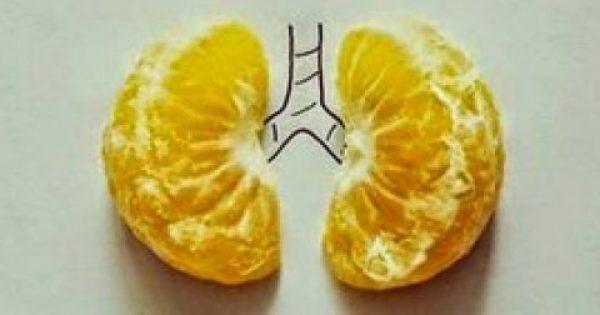 Μανταρίνι: Το μοναδικό φρούτο που αποβάλλει από τον οργανισμό τα βαρέα μέταλλα