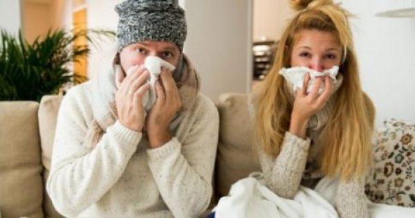Πώς να προλάβετε το κρυολόγημα πριν σας ρίξει στο κρεβάτι!